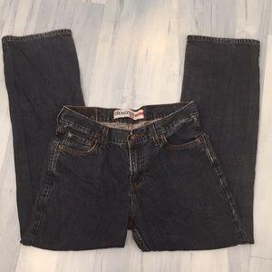 Denizen Levi's 281 Straight Fit 30 30 Men's Jeans